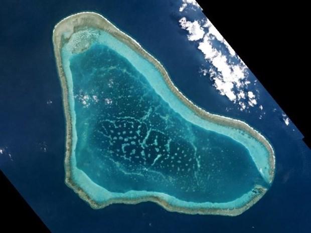 Planea Filipinas oponerse a construccion china de estacion de radar en Scarborough hinh anh 1