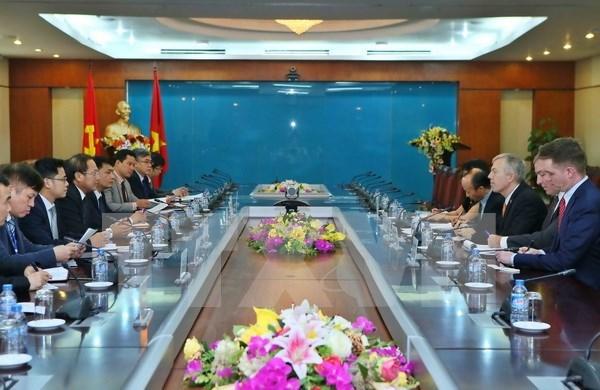 Estimulan participacion de EE.UU. en desarrollo de ciudades inteligentes de Vietnam hinh anh 1