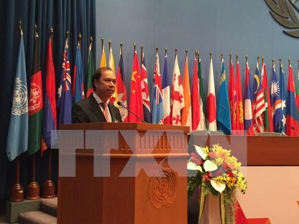 ASEAN y Nueva Zelanda realizan XXIV dialogo hinh anh 1