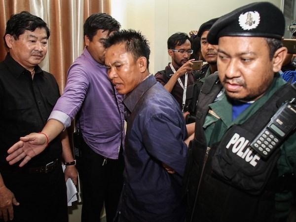 Camboya: Asesino de analista politico condenado a cadena perpetua hinh anh 1