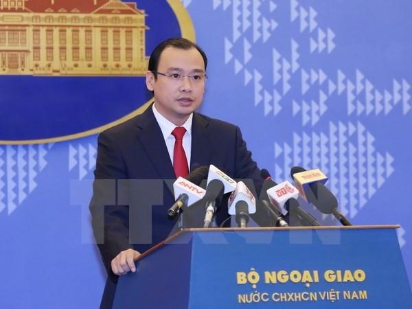 Vietnam expresa condolencias a Reino Unido por ataque terrorista hinh anh 1