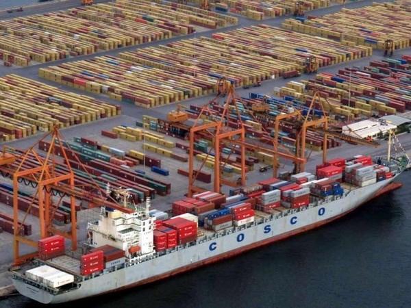 Inauguran ruta de transporte maritimo ASEAN-China hinh anh 1