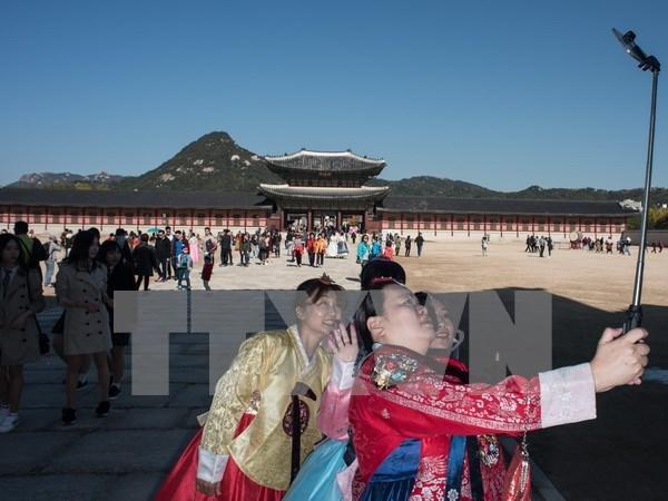 Sudcorea acelera emision de visados electronicos a turistas sudesteasiaticos hinh anh 1