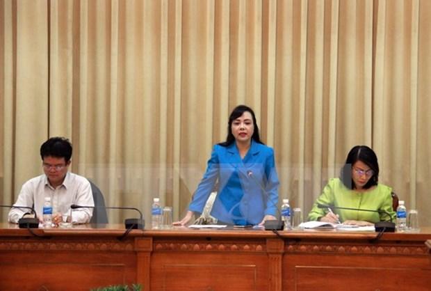 Vietnam mejora recursos humanos en el sector de salud hinh anh 1