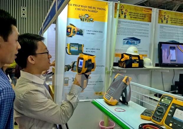 Efectuaran en Vietnam exposiciones de maquinarias y tecnologias manufactureras hinh anh 1