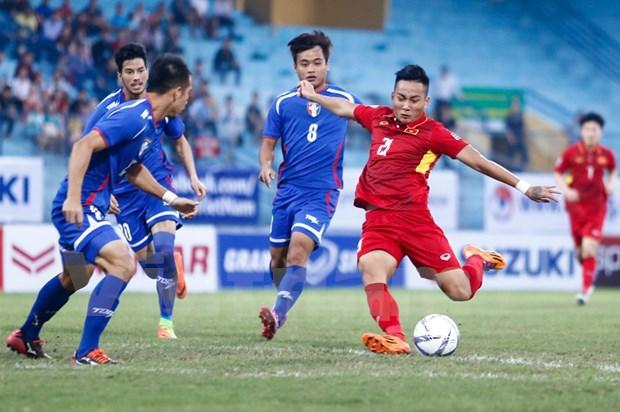 Vietnam empata con China Taipei en partido amistoso hinh anh 1