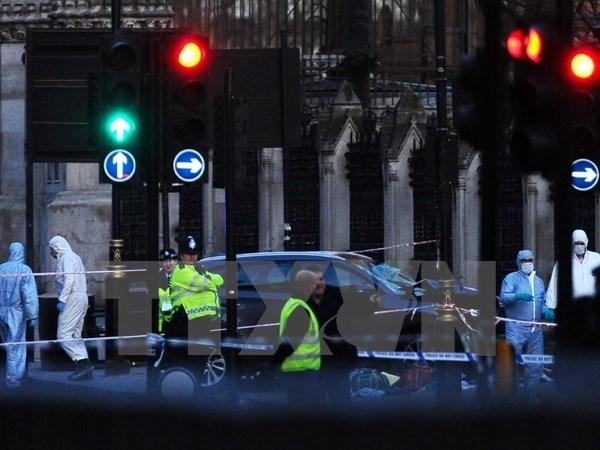 Premier vietnamita extiende condolencias a Reino Unido por ataque terrorista hinh anh 1