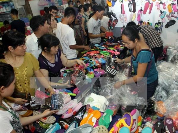 Celebran Semana de Productos Tailandeses en Hai Phong hinh anh 1