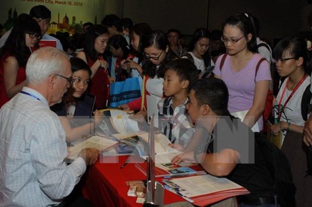 Universidades de Harvard y Ciudad Ho Chi Minh impulsan cooperacion hinh anh 1