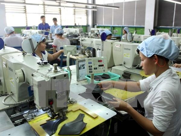 Industria manufacturera de Vietnam atrae gran cantidad de inversion extranjera hinh anh 1