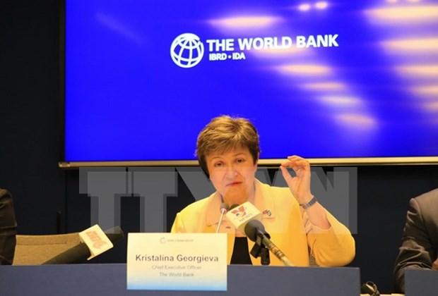 Ciudad Ho Chi Minh y Banco Mundial fomentan cooperacion hinh anh 1