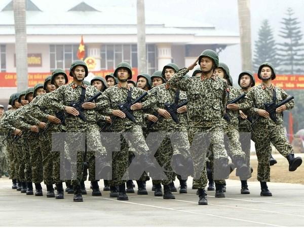 Malasia firma 35 acuerdos de defensa en la exposicion de Langkawi hinh anh 1