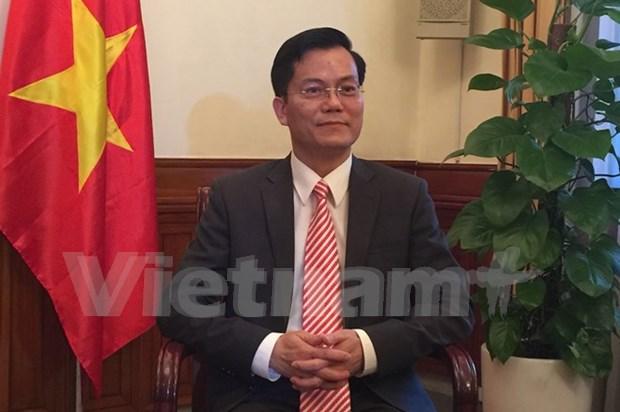 Vietnam dispuesto a profundizar la asociacion integral con EE.UU. hinh anh 1
