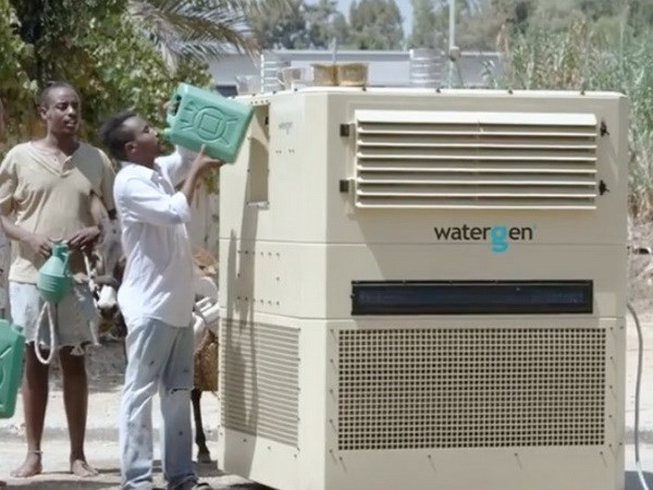 Hanoi compra generadores de agua atmosferica de Israel hinh anh 1