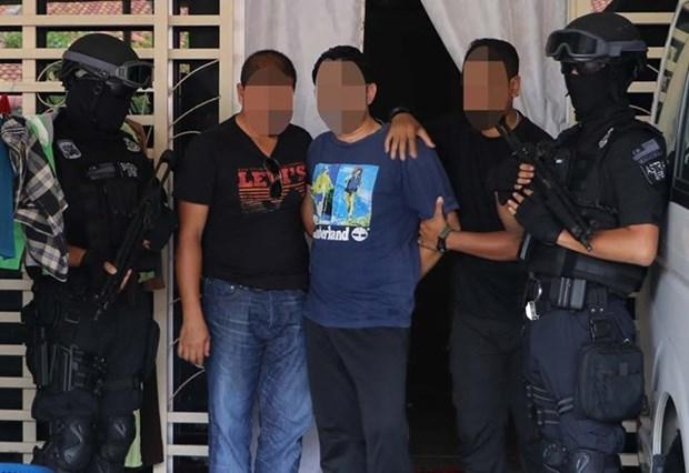Malasia arresta a nueve individuos vinculados a Estado Islamico hinh anh 1