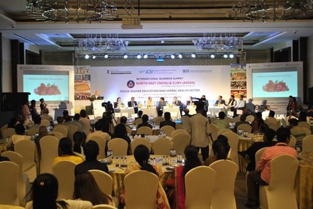 Region noreste de India promueve cooperacion con paises sudesteasiaticos hinh anh 1