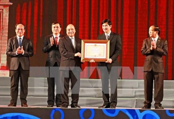 Quang Nam debe centrase en recursos humanos para ser una localidad rica, orienta premier vietnamita hinh anh 1