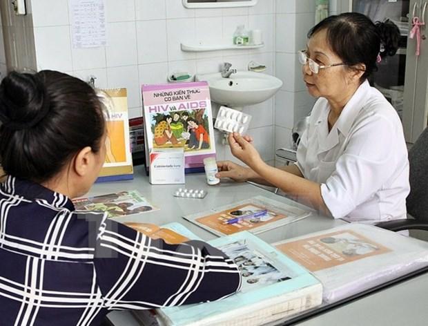 Inician en Vietnam proyecto de prevencion del VIH entre consumidores de drogas hinh anh 1