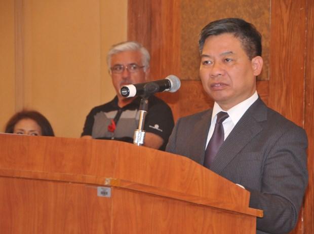 Respalda Vietnam a movimientos de izquierda por paz y prosperidad mundial hinh anh 1