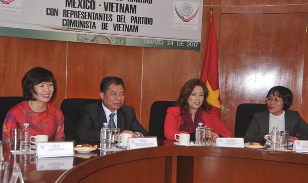 Respalda Vietnam a movimientos de izquierda por paz y prosperidad mundial hinh anh 3