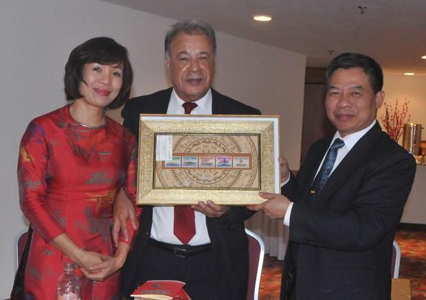 Respalda Vietnam a movimientos de izquierda por paz y prosperidad mundial hinh anh 2
