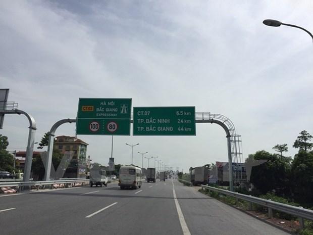 Bac Giang se esfuerza por cumplir programas de meta nacional hinh anh 1