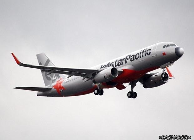 Jetstar Pacific inaugura ruta Da Nang- Hong Kong (China) hinh anh 1