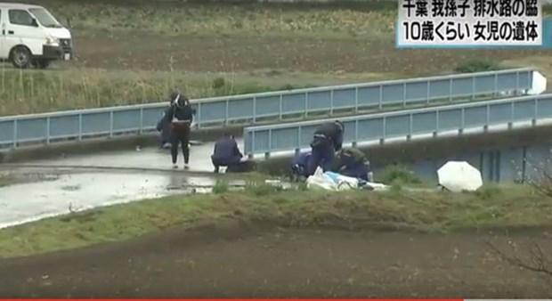 Policia japonesa halla cuerpo de nina vietnamita desaparecida hinh anh 1