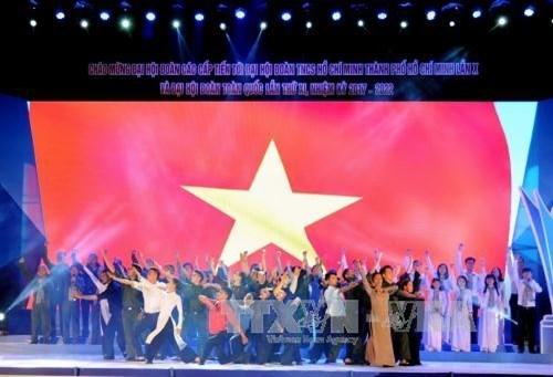 Amplias actividades en Vietnam por fundacion de organizacion juvenil vietnamita hinh anh 1