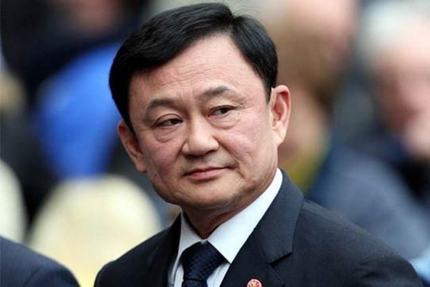 Expremier tailandes obligado a pagar 485 millones de dolares de impuestos hinh anh 1