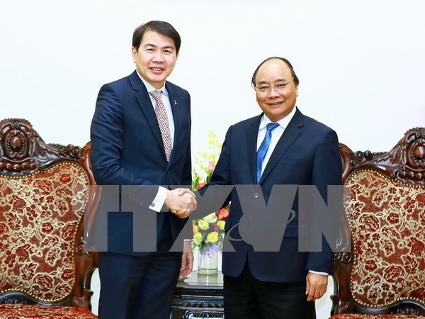 Vietnam promete optimas condiciones para CapitaLand hinh anh 1