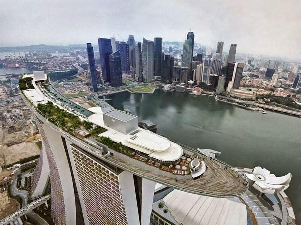 Singapur registra mayor tasa de inflacion en tres anos hinh anh 1