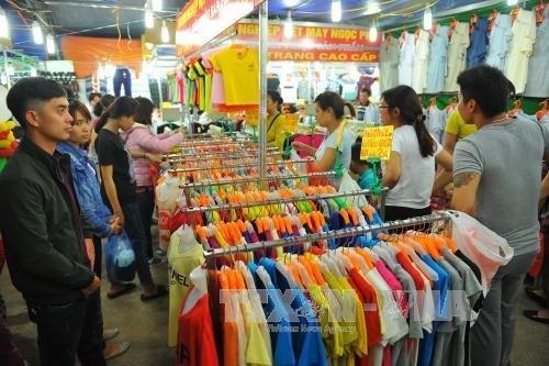 Feria del Delta del Rio Rojo – Ninh Binh, un canal importante de promocion comercial regional hinh anh 1