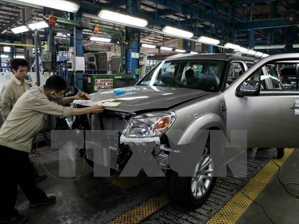 Thaco incrementa inversiones en provincia centrovietnamita hinh anh 1