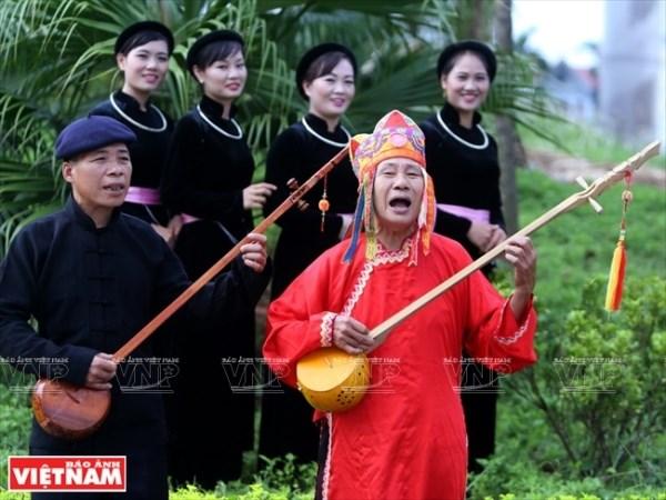 Vietnam postulara al canto Then para patrimonio mundial hinh anh 1