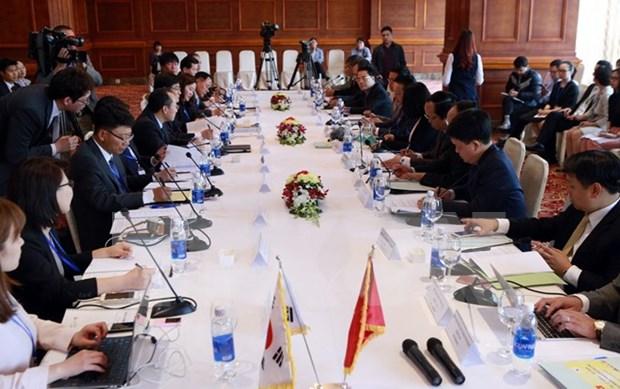 Vietnam y Sudcorea buscan perfeccionar marco legal sobre proteccion ambiental hinh anh 1