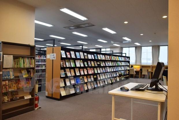 Provincia vietnamita mejora calidad de servicios de bibliotecas locales hinh anh 1