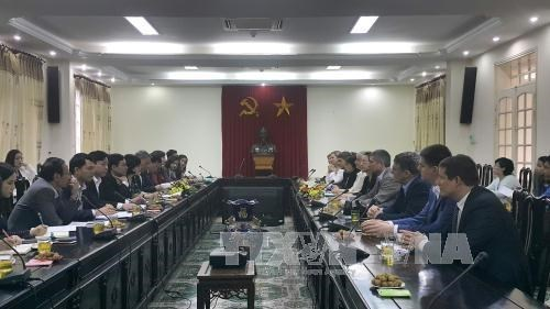 Hanoi aprende experiencias de Varsovia en la preservacion de reliquias hinh anh 1