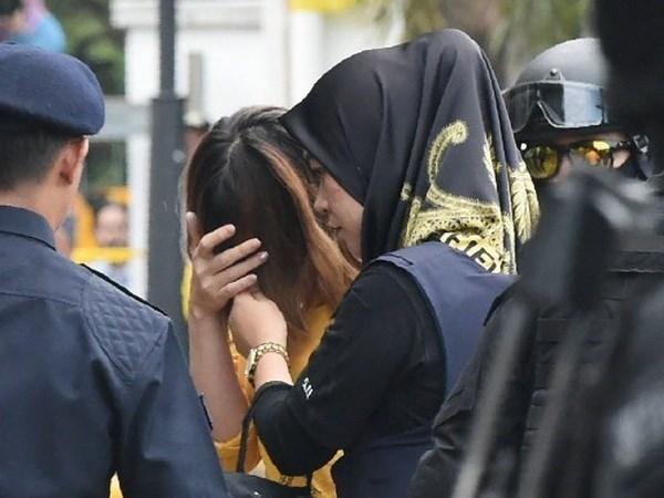 Vietnamita arrestada en Malasia sera defendida por buenos abogados, afirma vocero hinh anh 1