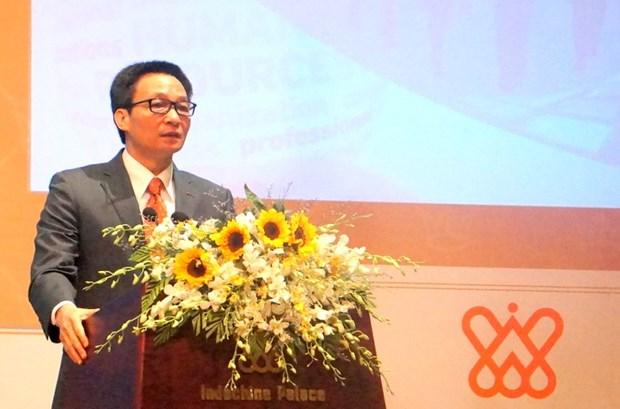 Inauguran en Vietnam foro del ASEM sobre educacion innovadora hinh anh 1