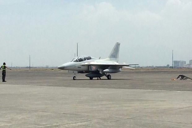 Ejercito de Filipinas recibe mas aviones de combate FA-50 de Sudcorea hinh anh 1