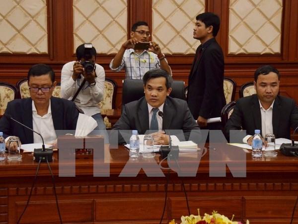 Gobierno camboyano mantiene oposicion a nuevos lideres del CNRP hinh anh 1