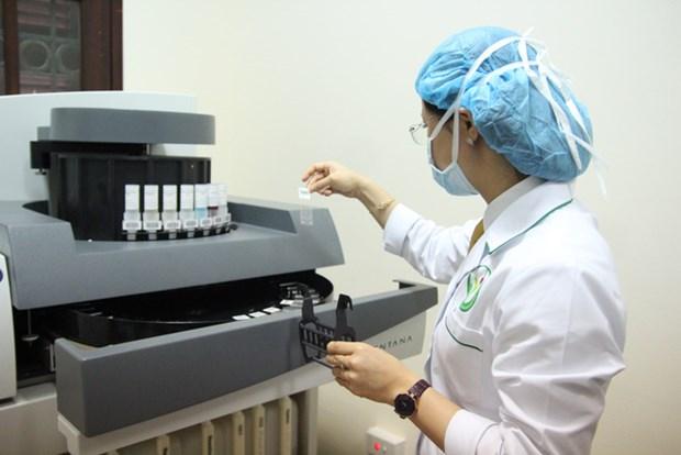 Hospital vietnamita pone en servicio sistema de diagnostico automatico de cancer hinh anh 1