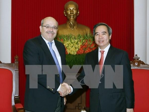 Fondo Monetario Internacional reitera apoyo a Vietnam hinh anh 1