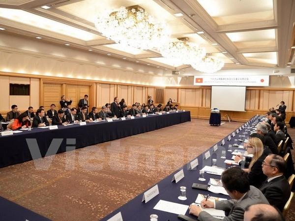 Vietnam y Japon potencian cooperacion en tecnologias de la informacion y la comunicacion hinh anh 1