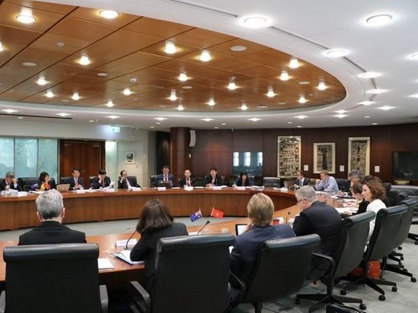 Australia y Vietnam realizan consultas sobre cooperacion para el desarrollo hinh anh 1