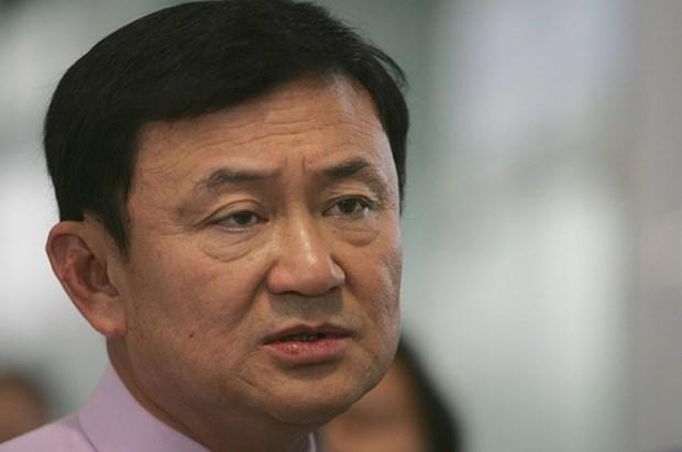 Thaksin Shinawatra rechaza acusaciones de estar detras de ataques en Tailandia hinh anh 1