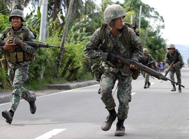 Filipinas: Rebeldes estan dispuestos a debatir sobre tregua con Gobierno hinh anh 1