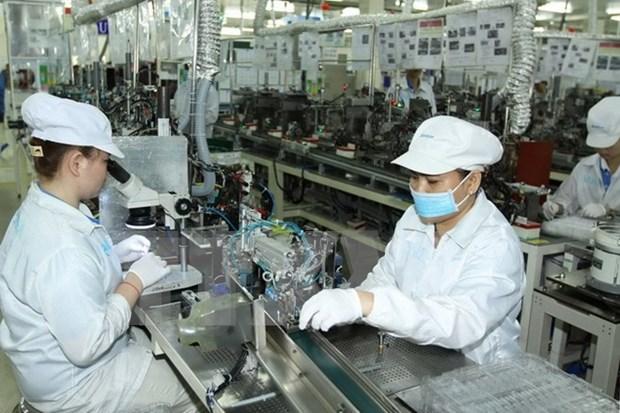 Ciudad Ho Chi Minh atrae mas de 570 millones de dolares de inversion extranjera hinh anh 1