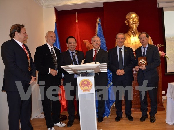 Vietnam se incorpora a la Liga de Cultura Popular Mundial hinh anh 1